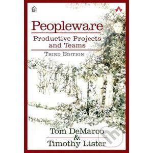 Peopleware - Tom DeMarco, Tim Lister