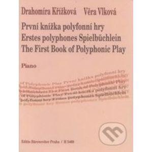 1. knížka polyfonní hry - Jiří Hustopecký, Petr Hebák