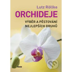 Orchideje - Lutz Röllke
