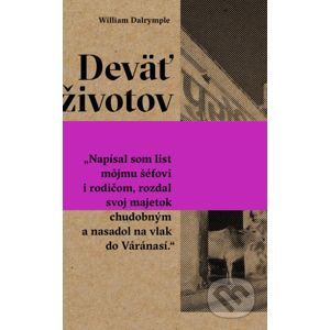 Deväť životov - William Dalrymple
