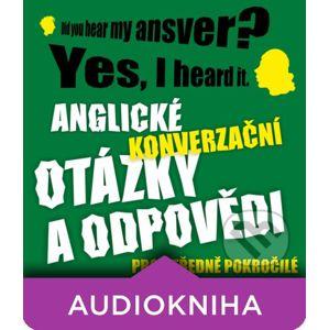 Anglické konverzační otázky a odpovědi pro středně pokročilé - Richard Ludvík