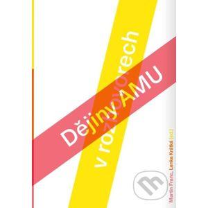 Dějiny AMU ve vyprávěních - Lenka Krátká
