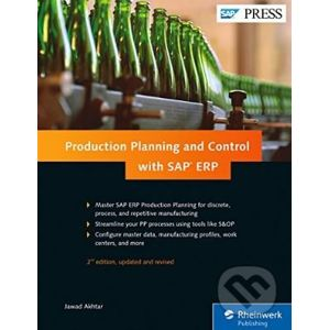 Production Planning and Control with SAP ERP - Jawad Akhtar