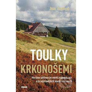 Toulky Krkonošemi - Jana Tesařová