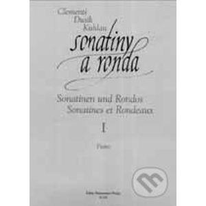 Sonatiny a ronda 1 - Bärenreiter Praha