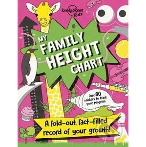 My Family Height Chart - Lonely Planet