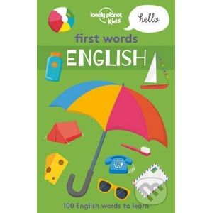 First Words - English - Lonely Planet