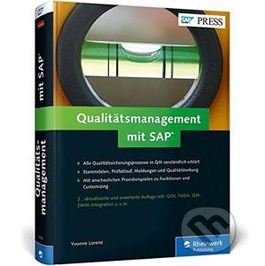 Qualitätsmanagement mit SAP - Yvonne Lorenz
