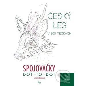 Spojovačky: Český les v 800 tečkách - Simona Burešová