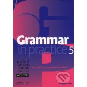 Grammar in Practice 5 - Roger Gower
