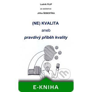 (NE)KVALITA aneb pravdivý příběh kvality - Ludvík Filip, Jiří Šebestík