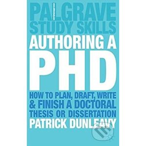 Authoring a PhD - Patrick Dunleavy