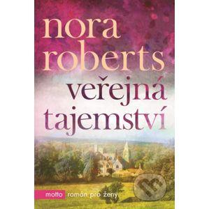Veřejná tajemství - Nora Roberts