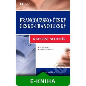 Francouzsko-český/ česko-francouzský kapesní slovník - Vladimír Uchytil