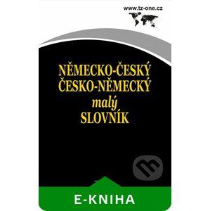Německo-český/ česko-německý malý slovník - Kolektiv autorov