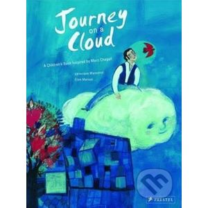 Journey on a Cloud - Veronique Massenot, Elise Mansot (ilustrácie)