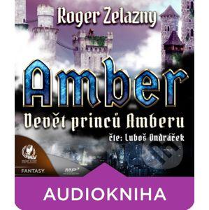 Amber 1 - Devět princů Amberu - Roger Zelazny