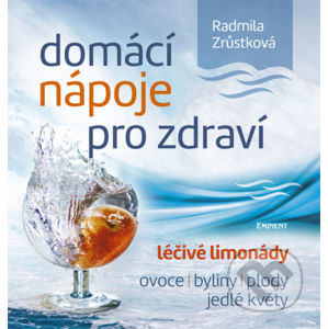Domácí nápoje pro zdraví - Radmila Zrůstková