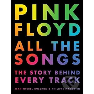 Pink Floyd All the Songs - Jean-Michel Guesdon