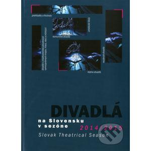 Divadlá na Slovensku - Divadelný ústav