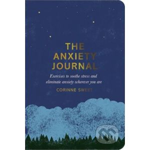 The Anxiety Journal - Corinne Sweet