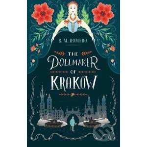 The Dollmaker of Krakow - R.M. Romero