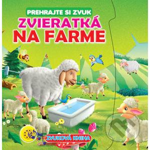 Zvieratká na farme - Foni book