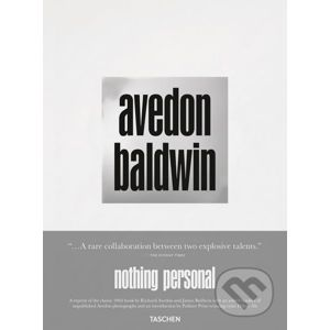 Nothing Personal - Richard Avedon, James Baldwin