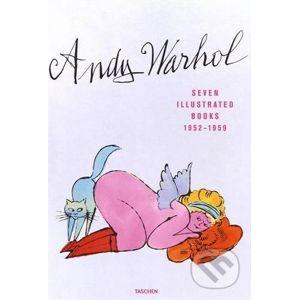 Andy Warhol - Reuel Golden