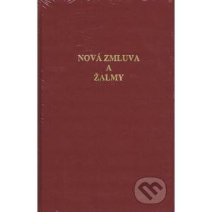 Nová zmluva a žalmy - Tranoscius