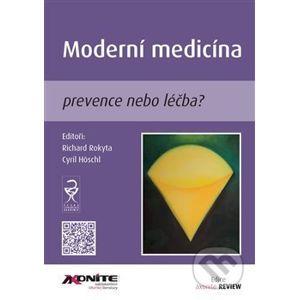 Moderní medicína - Cyril Höschl