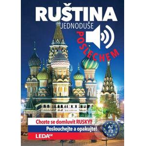 Ruština: Jednoduše poslechem - Leda