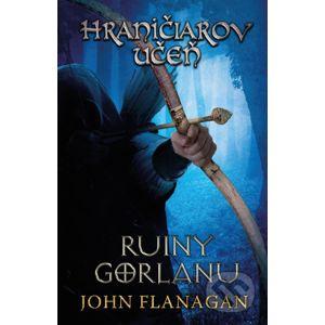 Hraničiarov učeň (Kniha prvá) - John Flanagan, Jan Patrik Krásný (ilustrácie)
