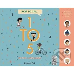 How to Say... 1 to 5 in Five Languages - Kenard Pak