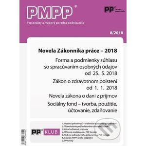 PMPP 8/2018 - Poradca podnikateľa