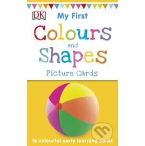 My First Colours and Shapes - Dorling Kindersley