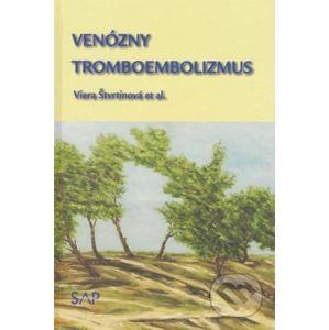 Venózny tromboembolizmus - Viera Štvrtinová