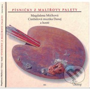 Písničky z malířovy palety - Magdalena Múčková