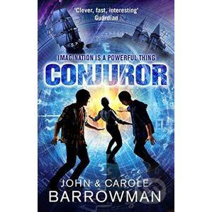 Conjuror - John Barrowman, Carole Barrowman