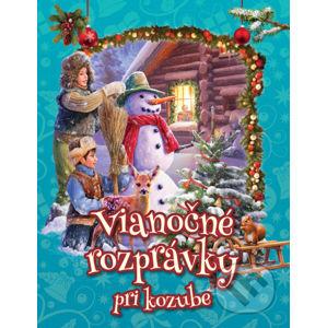 Vianočné rozprávky pri kozube - Malvina Miklós