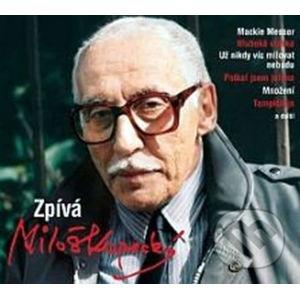 Zpívá Miloš Kopecký - Miloš Kopecký