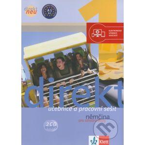 Direkt neu 1: Učebnice a pracovní sešit - Klett