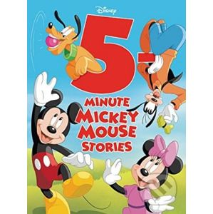 5-Minute Mickey Mouse Stories - Disney