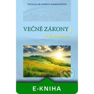 Večné zákony 1 - Natália de Lemeny Makedonová