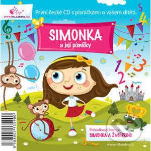 Simonka a její písničky - Milá zebra