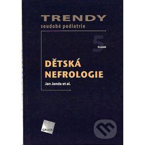 Dětská nefrologie - Jan Janda et al.