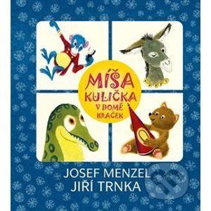 Míša Kulička v domě hraček - Josef Menzel, Jiří Trnka