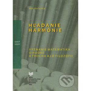 Hľadanie harmónie - Ján Haluška