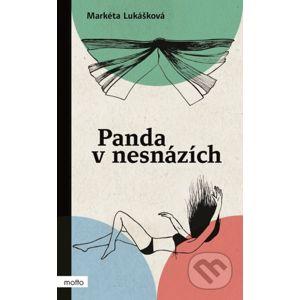 Panda v nesnázích - Markéta Lukášková, Lada Brůnová (ilustrácie)