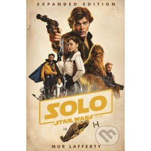 Solo: A Star Wars Story - Mur Lafferty